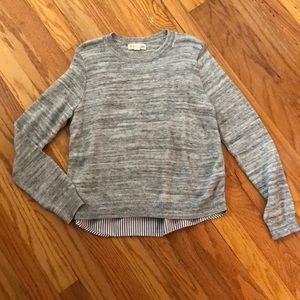 Tucker & Tate girls long sleeve sweater
